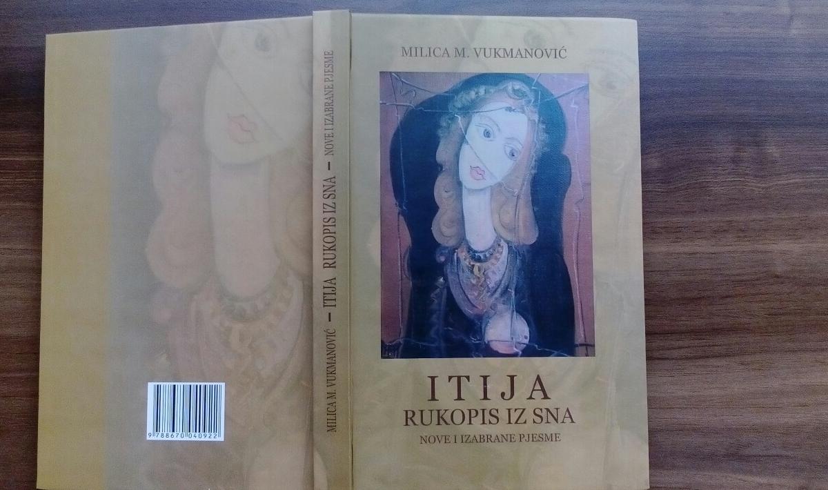 """Predstavljanje zbirke poezije """"ITIJA / rukopis iz sna"""""""