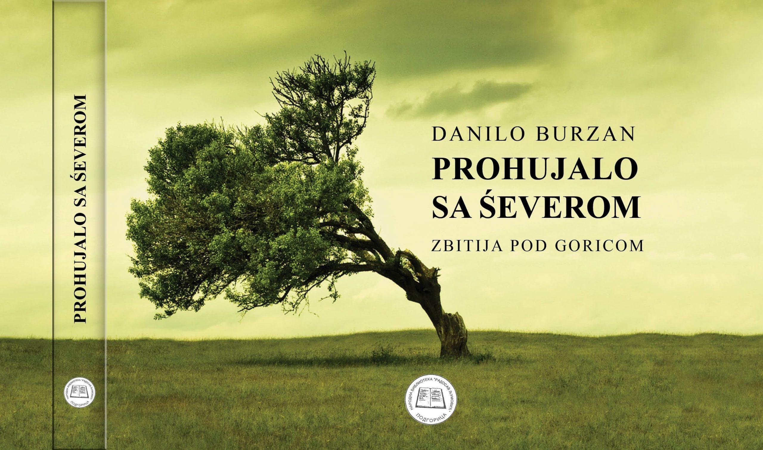PROHUJALO SA ŚEVEROM Danila Burzana