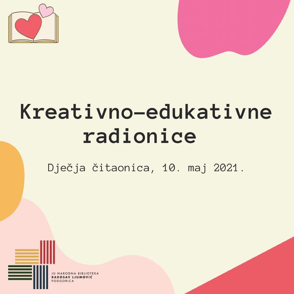 KREATIVNO-EDUKATIVNE RADIONICE